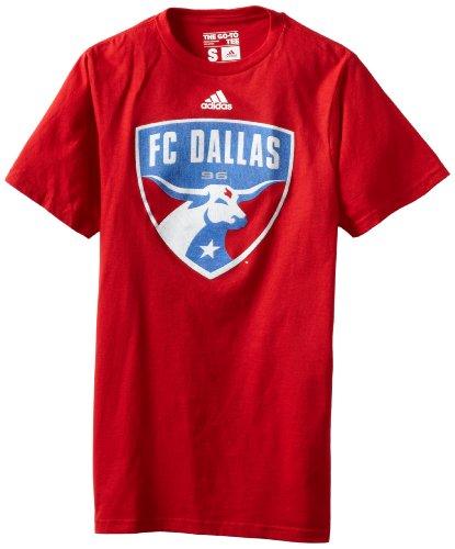 MLS FC Dallas Primary Logo T-Shirt