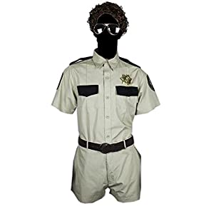 Reno 911 Halloween Costume.Reno 911 Costumes Lt Dangle Deputy Johnson Funtober