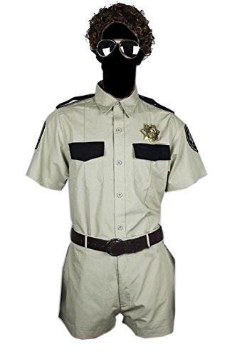 Reno Costumes (Reno 911 Costume Lt Dangle Me (S))