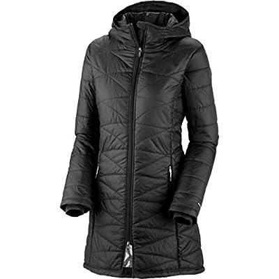 Columbia Women's Morning Light Omni Heat Long Jacket Coat Puffer