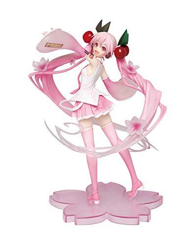 "Taito Project Diva Hatsune Miku Sakura 2020 Version Figure, 7"""