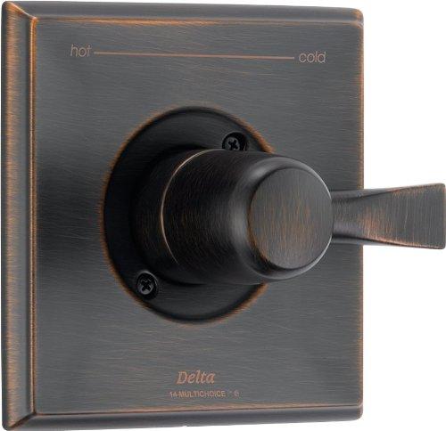 Delta T14051-RB Dryden Monitor 14 Series Valve Trim Only, Venetian Bronze