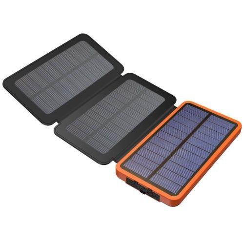Jual Solar Power Bank - 1