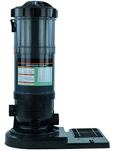 - Rx Clear Radiant Cartridge Pool Filter for Above Ground Swimming Pools | PRC90 | Pools up to 40,000 Gallons