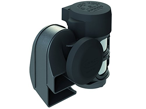 SUPER LOUD MARCO TORNADO Compact Air Horn for ALL 12V Vehicles: Motorcycles, Cars, & Trucks