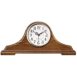 Infinity Instruments OakTambour Clock With Chime