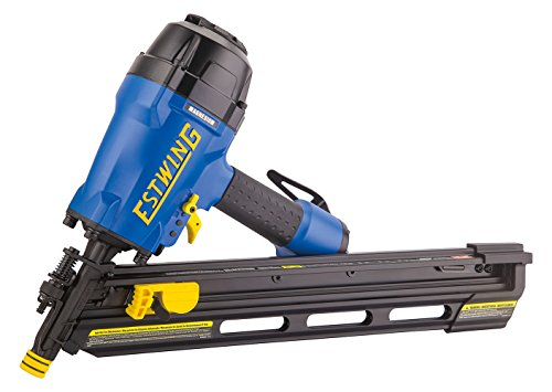 Estwing EFR3490 – 34 Degree Clipped Head Pneumatic Framing Nailer