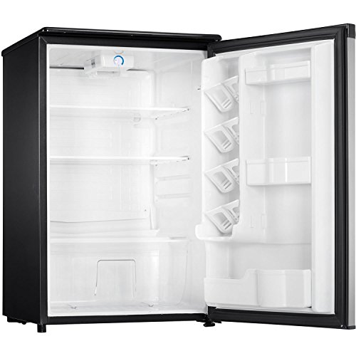 Danby DAR044A5BSLDD Compact Refrigerator, Spotless Steel Door, 4.4 Cubic Feet by Danby (Image #5)