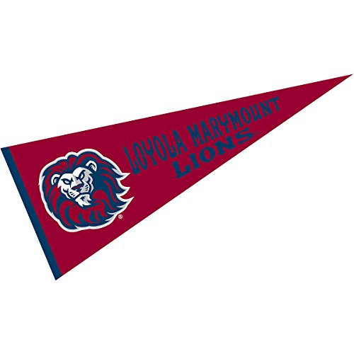 (College Flags and Banners Co. Loyola Marymount Lions Pennant 12