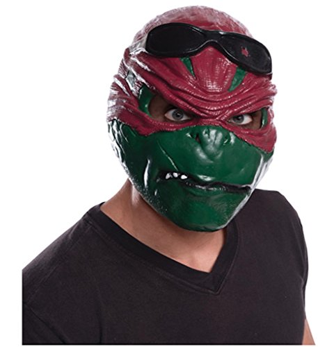 2014 Teenage Mutant Ninja Turtles Movie Raphael Adult Mask (Teenage Mutant Ninja Turtle Raphael Adult Mask)