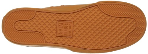 Vision Street Wear Uomo Canvas Alta Moda Sneaker Neon Arancione