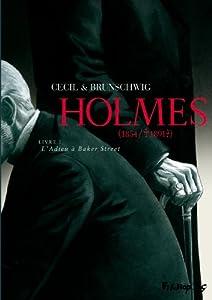 "Afficher ""Holmes n° 1<br /> L'adieu à Baker Street"""