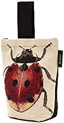 """McAlister Bugs Life Unfilled Decorative Fabric Door Stop 