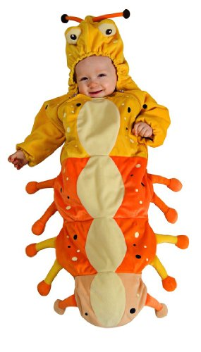 Rubie's Costume Co Caterpillar Costume, Newborn