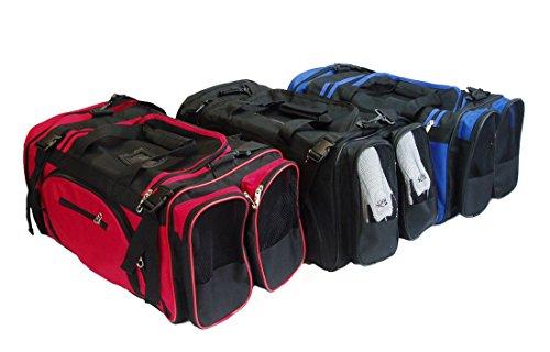PROWIN1 Martial Arts Mesh Gear Bag Taekwondo, Karate, MMA, Boxing Equipment Bag - 22