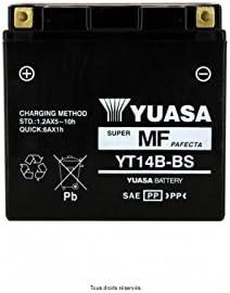 Yuasa/ /2005 /Batteria Yuasa YT14B-BS Yamaha FZS 1000/Fazer 2001/