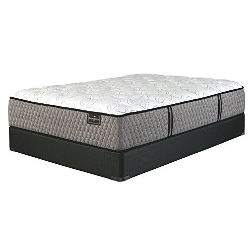 Ashley Furniture Signature Design - Mt. Rogers Ltd Plush Queen Size Mattress - Soft - Maintenance Free - White ()