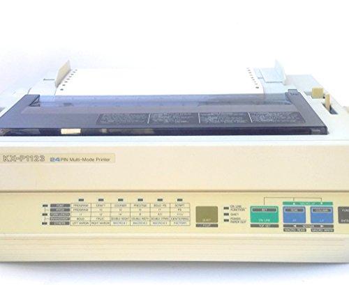 Pana-Sonic Printer KX-P1123 Impact Dot Matrix Printer (Vintage)