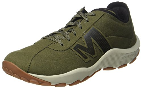 Merrell Sprint Lace AC+, Sneaker Uomo Verde (Dusty Olive)