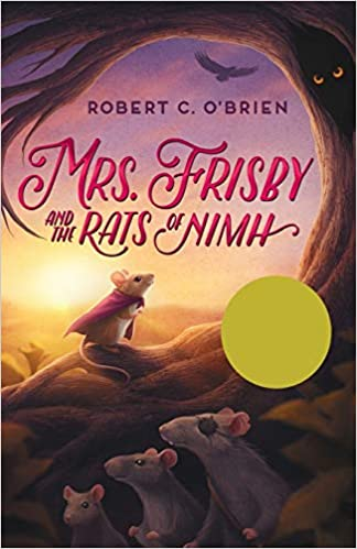 Mrs. Frisby and the Rats of NIMH: O'Brien, Robert C., Bernstein, Zena:  9780689710681: Amazon.com: Books