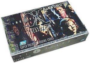 X-Files Season 2 Trading Cards Box