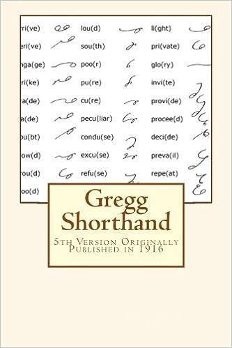 Gregg Shorthand John Robert Gregg Maggie Mack 9781475218824