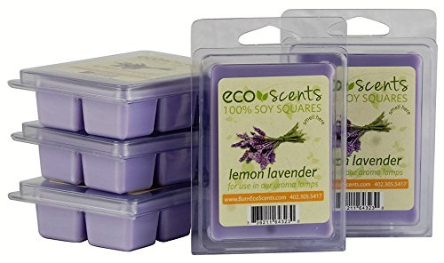 EcoScents 100% All Natural Soy Wax Melts -