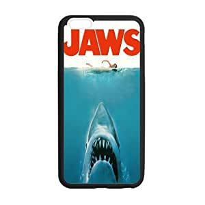Tt-shop Custom Jaws Sharks Movies Poster Pattern For iPhone6 Plus 5.5