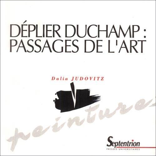 """Download """"deplier duchamp ; passages de l'art"""" PDF"""