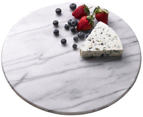 Evco International Creative Home 74077R Marble Trivet, White by Evco