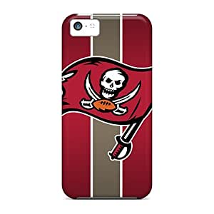 New Arrival Cover Case With Nice Design For Iphone 5c- Tampa Bay Buccaneers