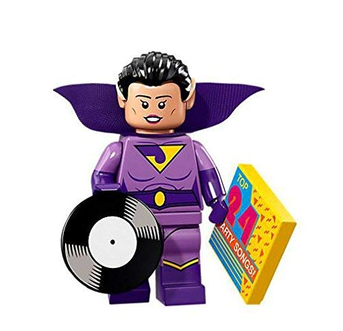 - LEGO The Batman Movie Series 2 Collectible Minifigure - Wonder Twin Jayna (71020)