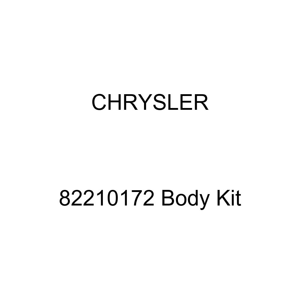 Genuine Chrysler 82210172 Body Kit