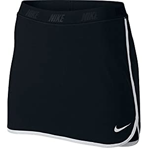 NIKE Golf CLOSOUT Fringe Flip Women's Golf Skort Black 744813 010