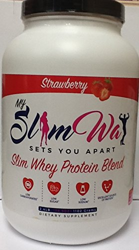 Slim Whey Protein Blend – Strawberry For Sale