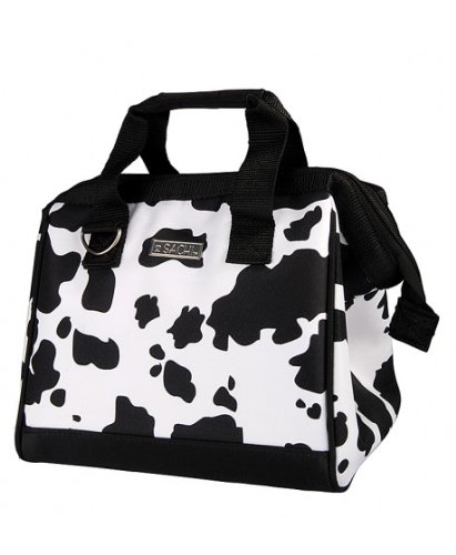 sachi-cow-print-insulated-lunch-bag