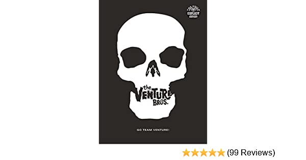 f99f2808291f Go Team Venture!  The Art and Making of the Venture Bros - Kindle edition  by Jackson Publick