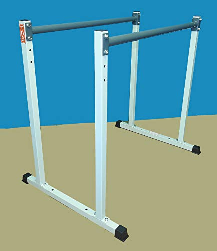 TDS Gymnastics Parallel Bar, (2) Adjustable Heights with 2