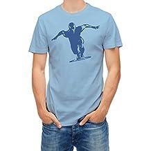 T-shirt Silver Surfer Surfboard