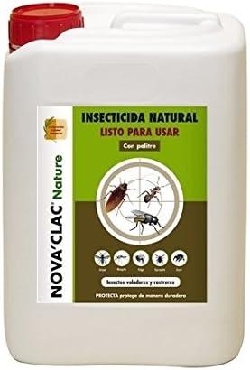 Novaclac Nature - Insecticida natural contra insectos voladores y ...