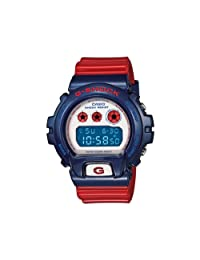Casio G-Shock DW6900 Series - Red & BLUE
