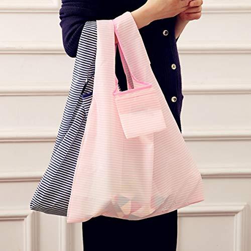 réutilisables provisions pliables de à main floral mode imprimé provisions à Sacs à motif à à Tissu la Oxford sac 1E6cZwOUq