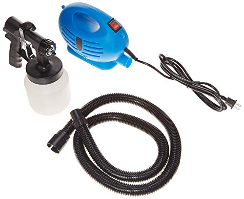 Handheld electric spray gun kit 625 watt spray gun tool for interior exterior home painting Exterior house painting spray gun