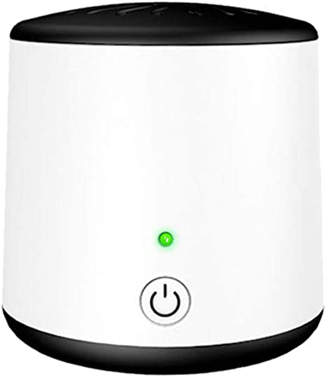 WONGON El ozono Refrigerador Desodorante, Mini portátil ...