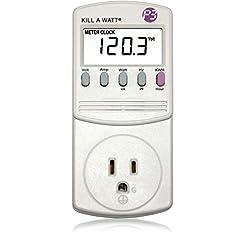 P3 P4400 Kill A Watt Electricity Usage M...