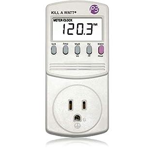P3 P4400 Kill A Watt Electricity Usage Monitor (B00009MDBU) | Amazon Products