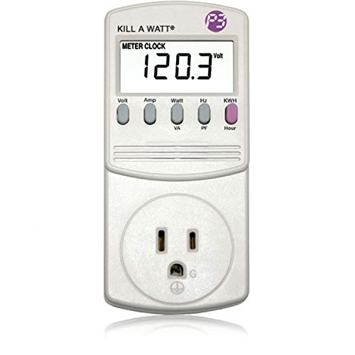 P3 P4400 Kill A Watt Electricity Usage - Hour Meter Electric Watt