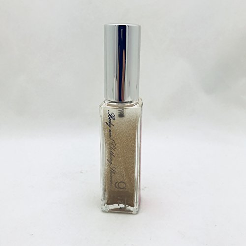 Green Glimmer Mist - Soular Therapy Champagne Glitz Glitter Spray for Body, Hair & Clothes