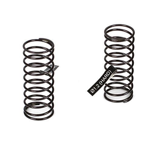 - Team Losi Rear Shock Spring Set Hard (2): Mini 8IGHT