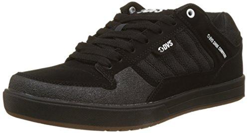 Dvs Mens Portal Skate Schoen Zwart